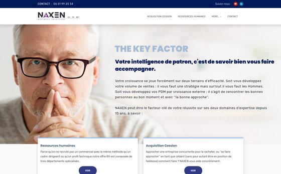 naxen.eu WordPress