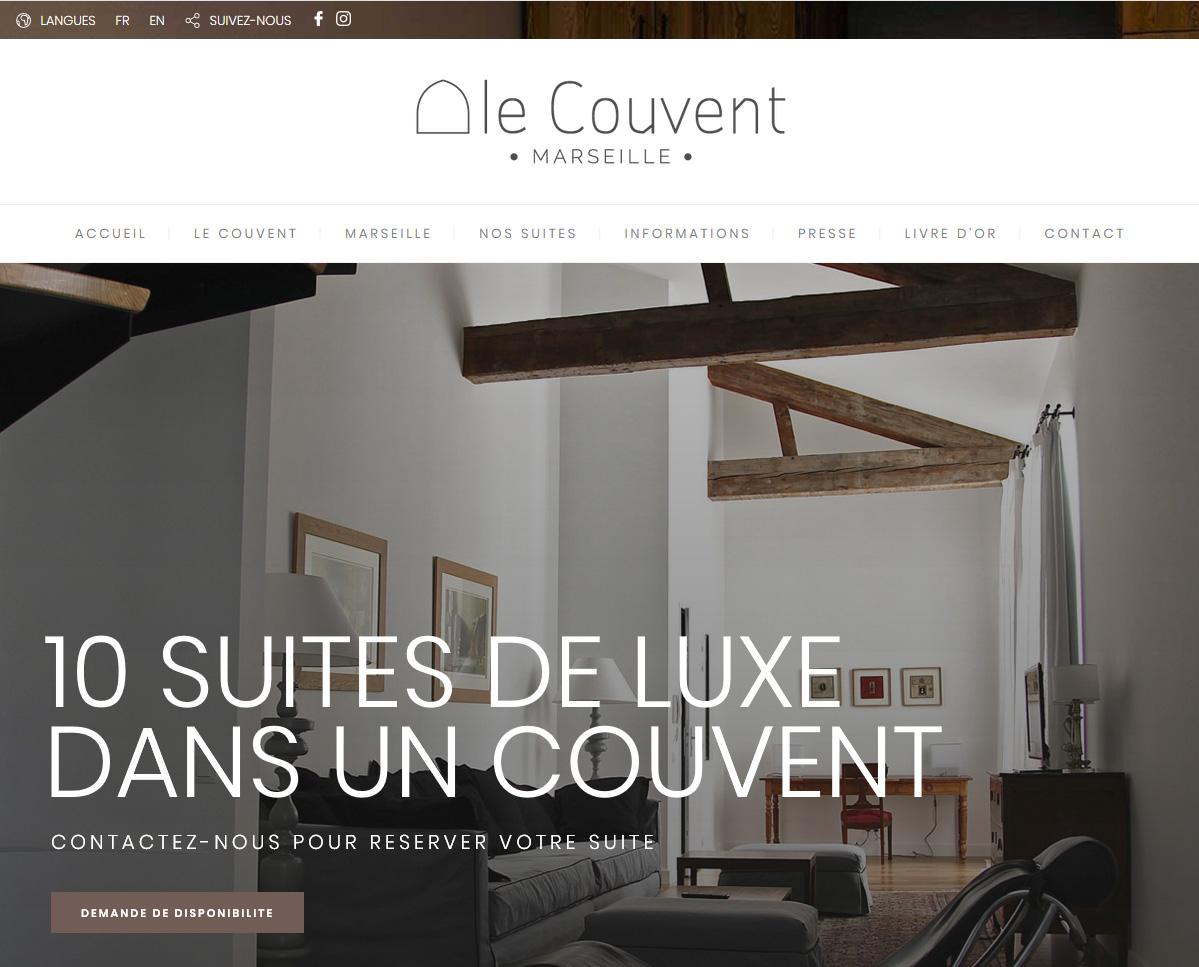 Le couvent - Marseille